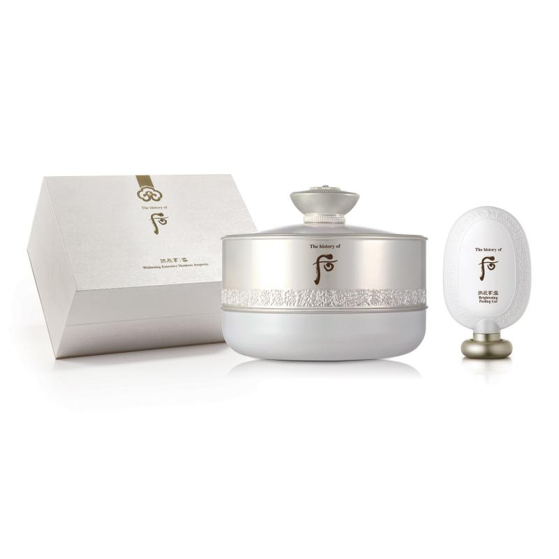 拱辰享 雪白亮澤倍潤安瓶 1.8ml x 16ea + 45ml (Radiant White Ampoule)