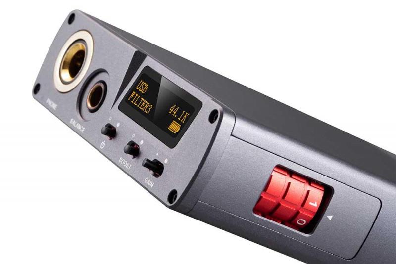 XDUOO XD05 BAL HIGH FIDELITY BALANCED DAC&HEADPHONE AMPLIFLER