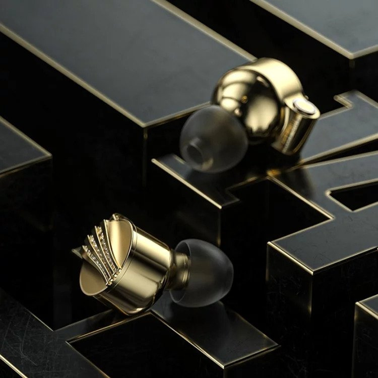 FiiO FDX 14周年紀念版純鈹振膜動圈單元耳機