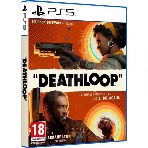 PS5 死亡循環 DEATHLOOP 中英文版
