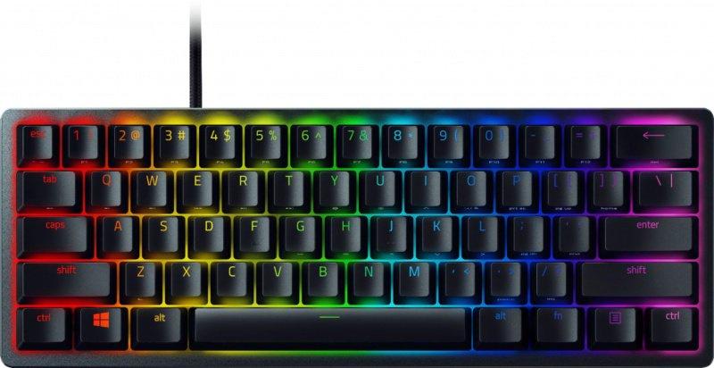 Razer Huntsman Mini - 60% Optical Gaming Keyboard (Clicky Red Switch)