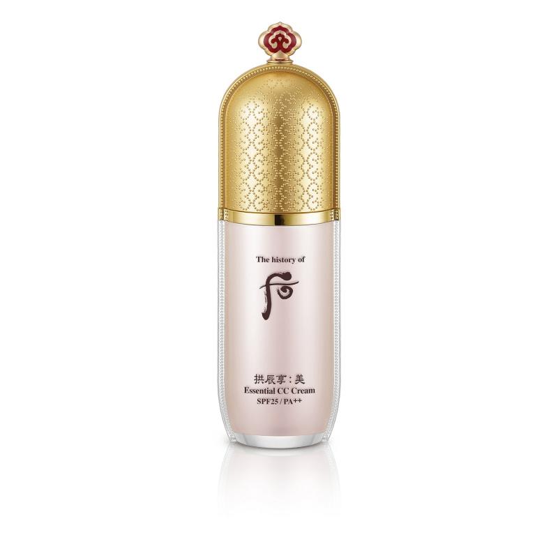 拱辰享 美精華CC霜 SPF30/PA++ 40ml (Essential CC Skin Cream)