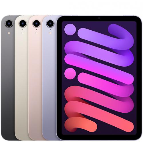 Apple 2021 iPad mini 平板電腦(第6代Wifi版)[64/256GB] [4色]