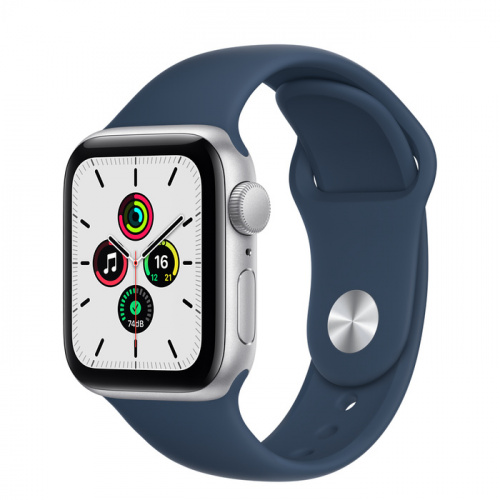 Apple Watch SE [GPS] 運動錶帶 [40/44毫米]