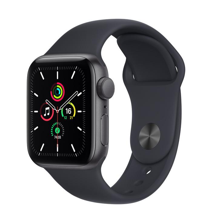 Apple Watch SE [GPS] 運動錶帶