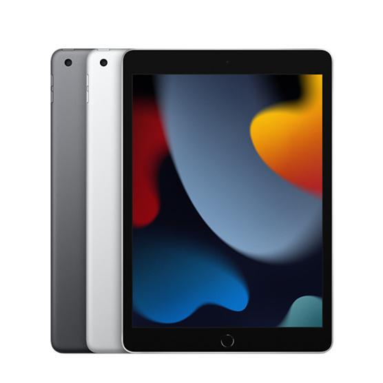 [預訂] Apple 2021 iPad 平板電腦(第9代Wifi版)[64/256GB] [2色]
