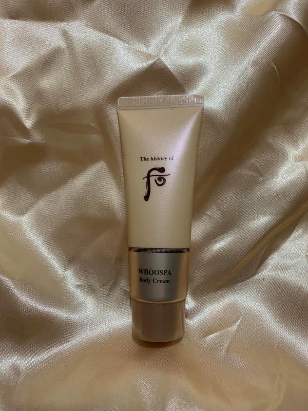 御泉 宮廷保濕潤膚霜 40ml (Spa Body Cream)