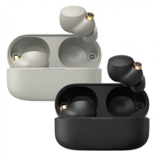 Sony - WF-1000XM4 無線降噪耳機 [2色]