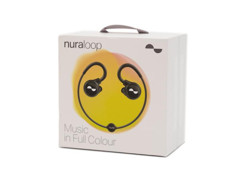 Nura Nuraloop 掛耳式耳機