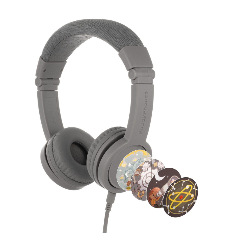 BUDDYPHONES EXPLORE+ SAFEAUDIO HEADPHONE