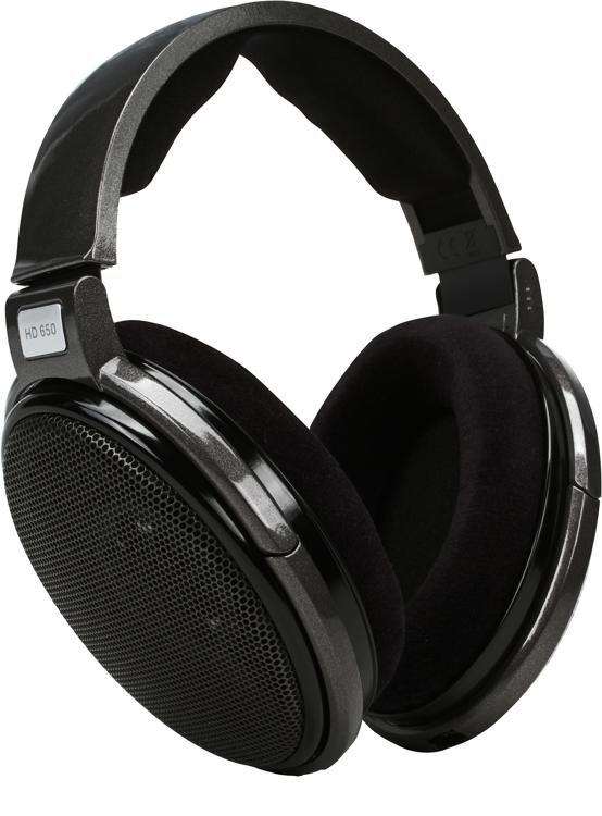 Sennheiser HD 650 開放式頭戴式耳機