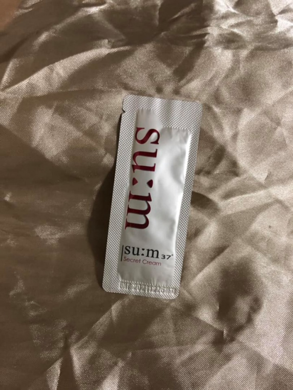 奇蹟活酵肌密彈力面霜 ($90/30片) Secret Cream