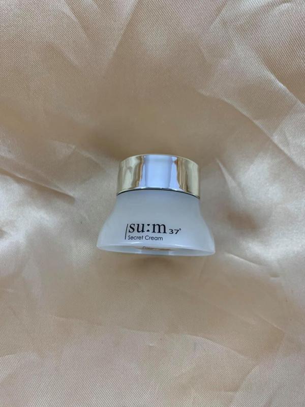 奇蹟活酵肌密彈力面霜 10ml (Secret Cream)