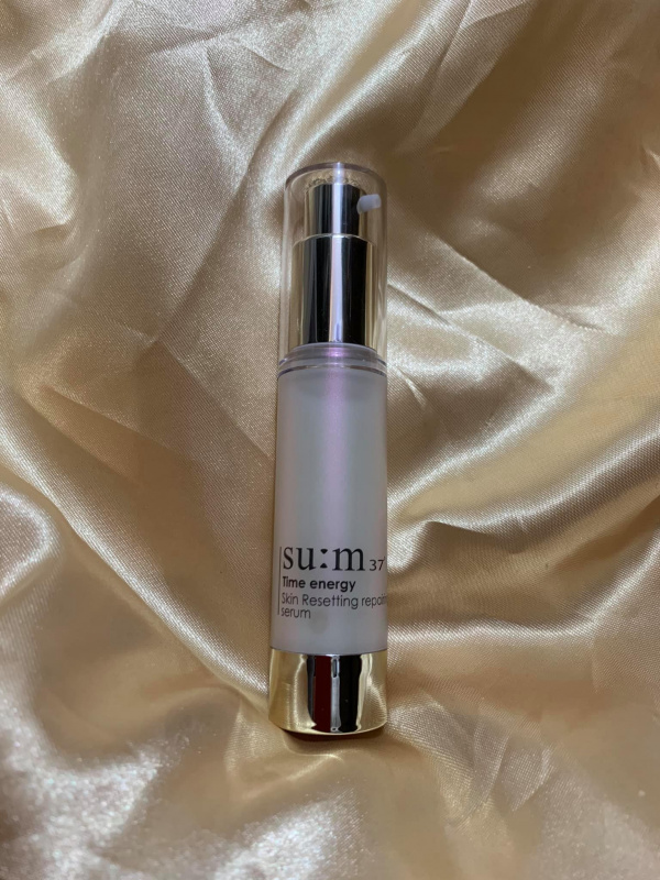 時光肌底修護精華 20ml (Time Energy Skin Resetting Repairing Serum)