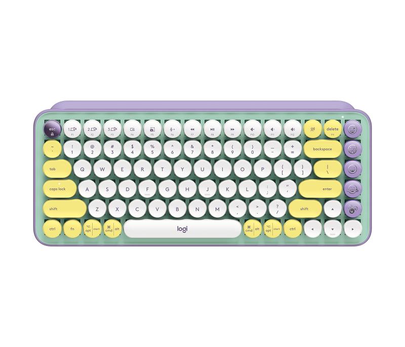 Logitech POP Keys Wireless Mechanical 無線藍牙機械鍵盤