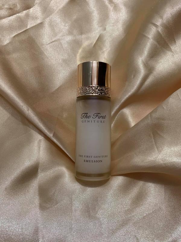 源生至臻柔膚乳 (乳液) 20ml (柔軟潤滑) (The First Geniture Skin Emulsion)