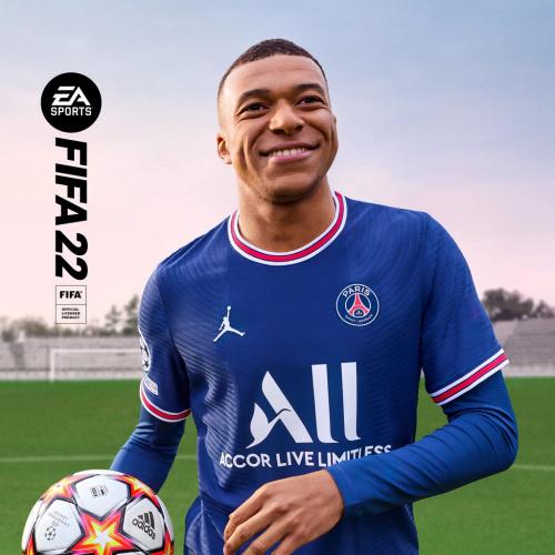 NS/ PS4/ PS5 FIFA 22 (標準版) (中/英/日字幕版 )