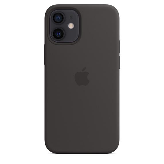 Apple iPhone 12 mini MagSafe 矽膠護殼 [2色]