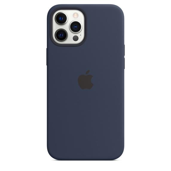 Apple iPhone 12 Pro Max MagSafe 矽膠護殼 [2色]