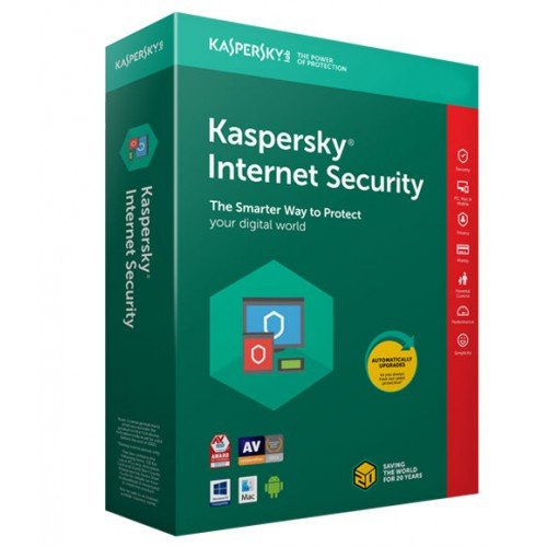 KASPERSKY INTERNET SECURITY 5 DEVICE 3 YEAR