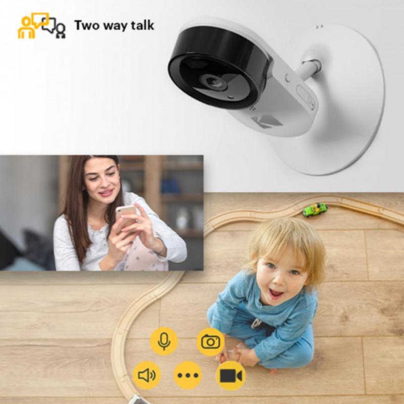 Kodak CHERISH C520 智能視頻嬰兒監視器