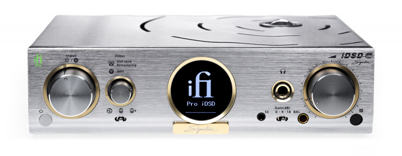 IFI Pro iDSD Signature 串流解碼耳擴