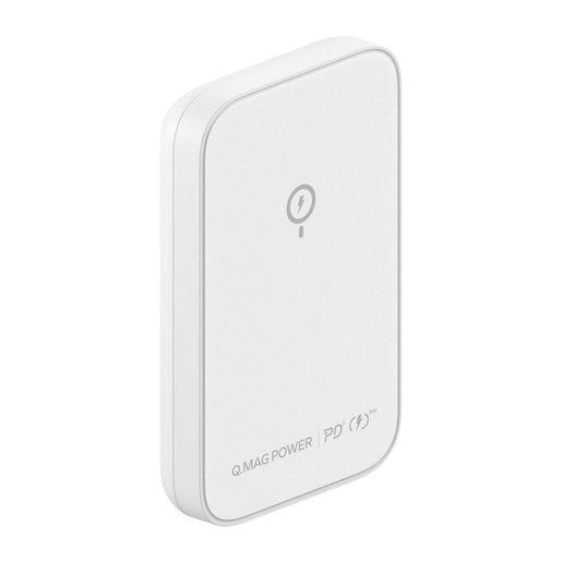 Momax Q.Mag Power 磁吸無線充流動電源 5000mAh IP97