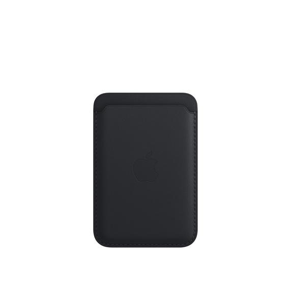 Apple iPhone MagSafe 皮革銀包 [2色]