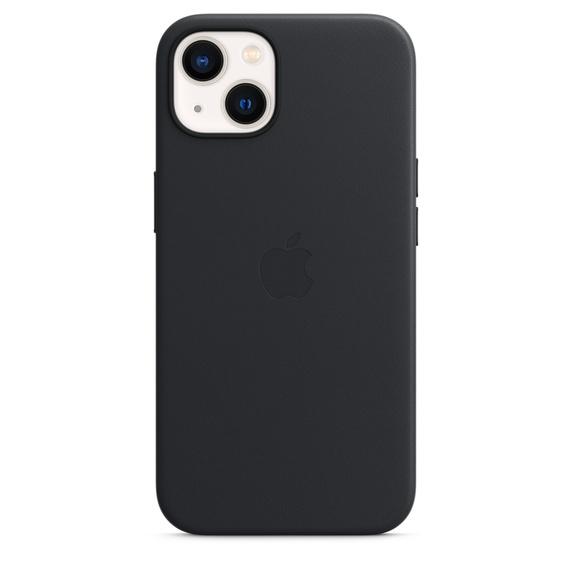 Apple iPhone 13 MagSafe 皮革護殼[2色]