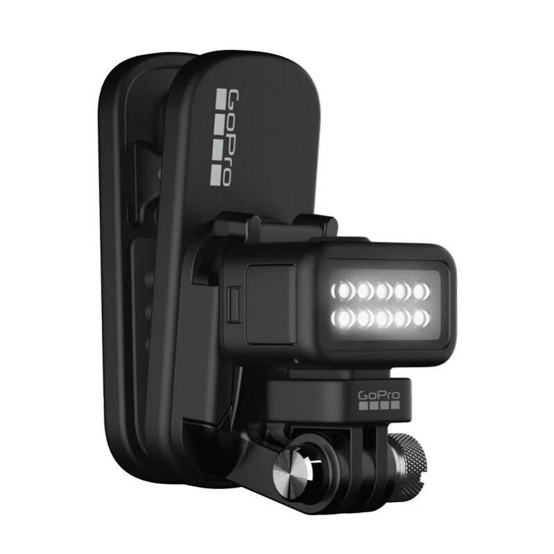 GoPro Zeus Mini 磁夾旋轉迷你燈
