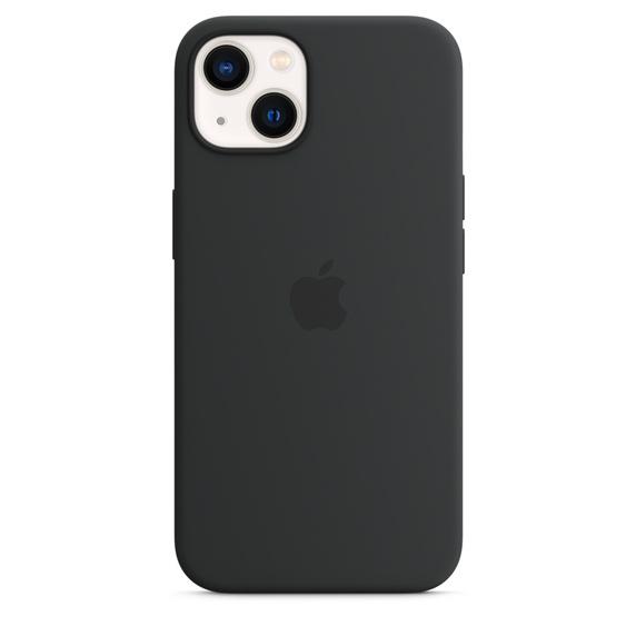 Apple iPhone 13 MagSafe 矽膠護殼 [2色]