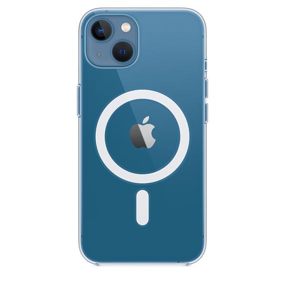 Apple iPhone 13 MagSafe 透明護殼