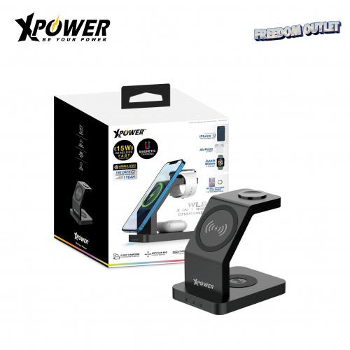 XPower 多功能磁吸無線充電器 [WLS7]