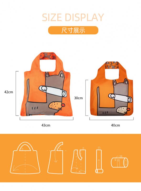 EnviroSax 中碼+細碼春卷包環保袋(親子裝)