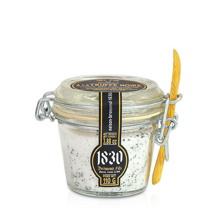 Maison Bremond 1830 - Salt with Black Truffle 110g 黑松露鹽 - 01021745