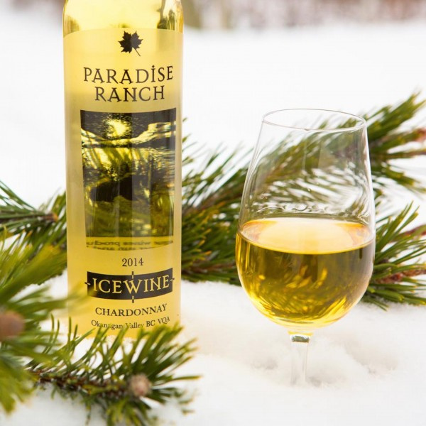 Paradise Ranch 加拿大伊甸園冰酒 375mL [5款]