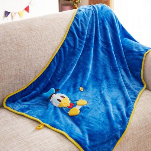 日本Disney 米奇公仔折疊毯 [4款]