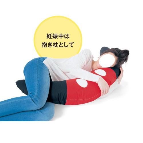 日本Disney 米奇多用途攬枕 [3款]