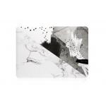 "Monocozzi Pattern Lab 圖案保護硬殼 水墨雲石紋 [Macbook Pro/Air 13""]"
