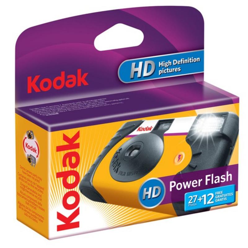 KODAK 柯達 800度39張 即棄相機