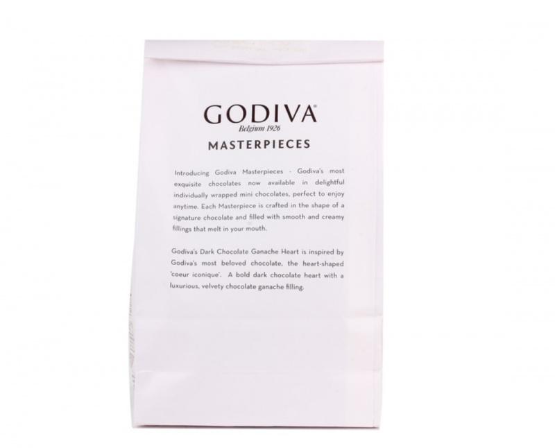 Starbucks 朱古力粉連杯套裝 & Godiva 心形黑巧克力[2款]
