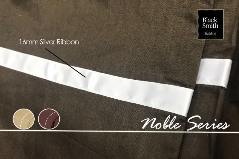 Black Smith 2120針 高雅純色床品套裝 [3色4尺寸]
