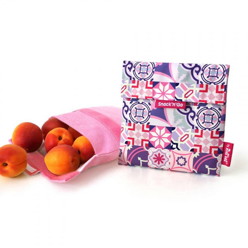 Snack'n'Go Patchwork系列 - 環保食物袋