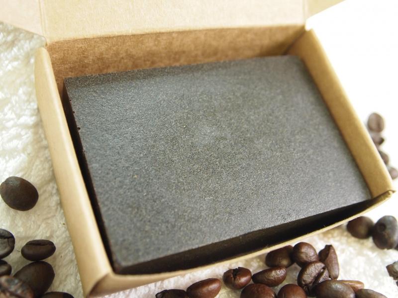 Coffee NEXT原始咖啡手工皂 (100克)