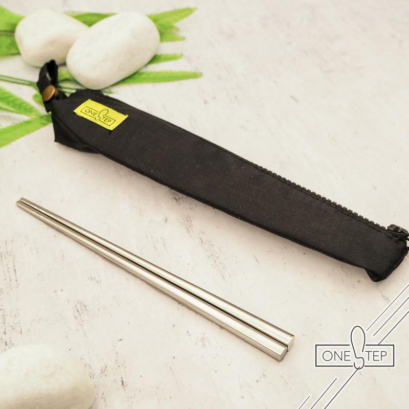 OneSTEP 304不銹鋼餐具 (叉匙/筷子)