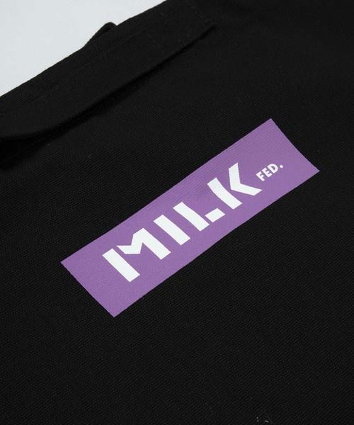 日本MILKFED. 2WAY TOTE BAG [4色]