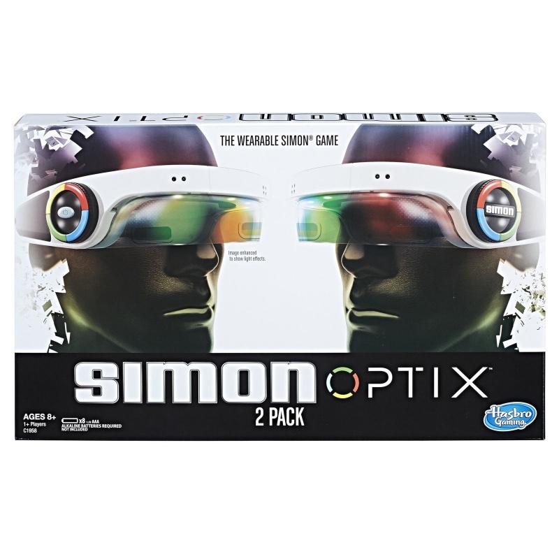 孩之寶 - Simon Optix Game遊戲1套 2 件