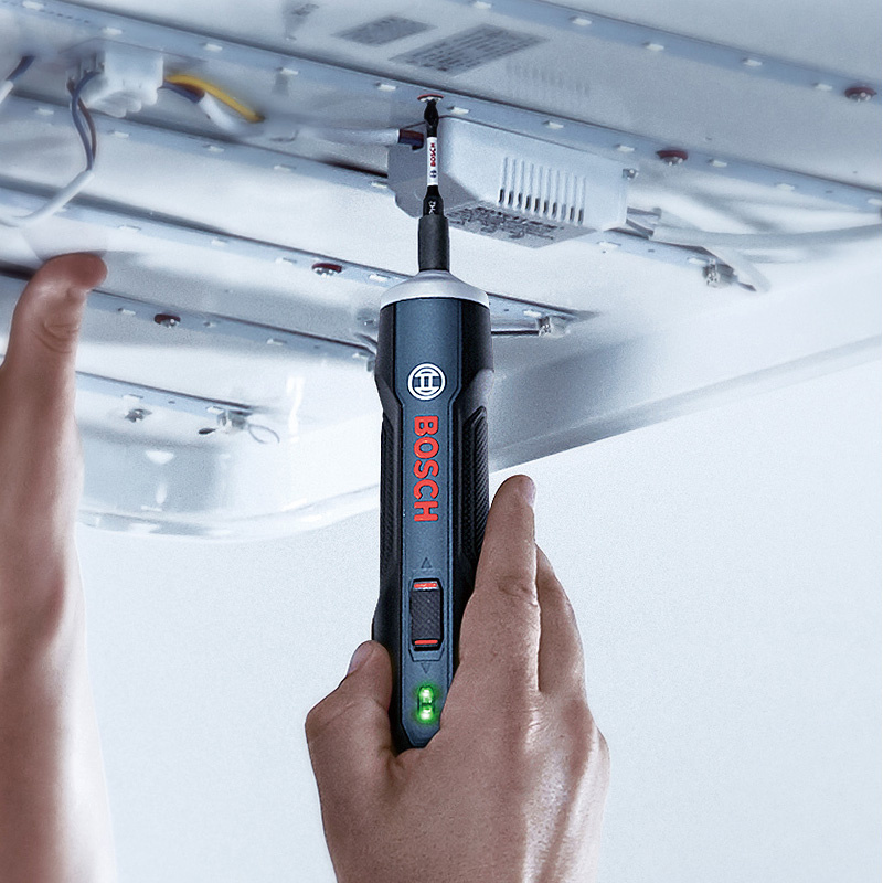 BOSCH GO Electrical Screwdriver Rechargeable (Option. Bits set)