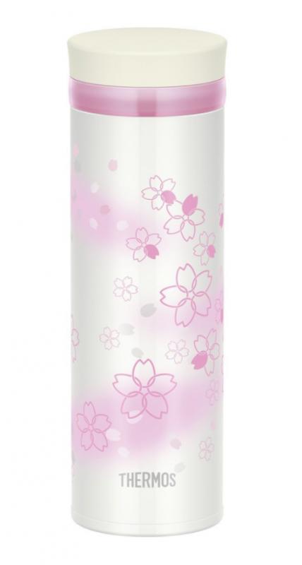 THERMOS 日本製 和風系列 不銹鋼真空保溫瓶