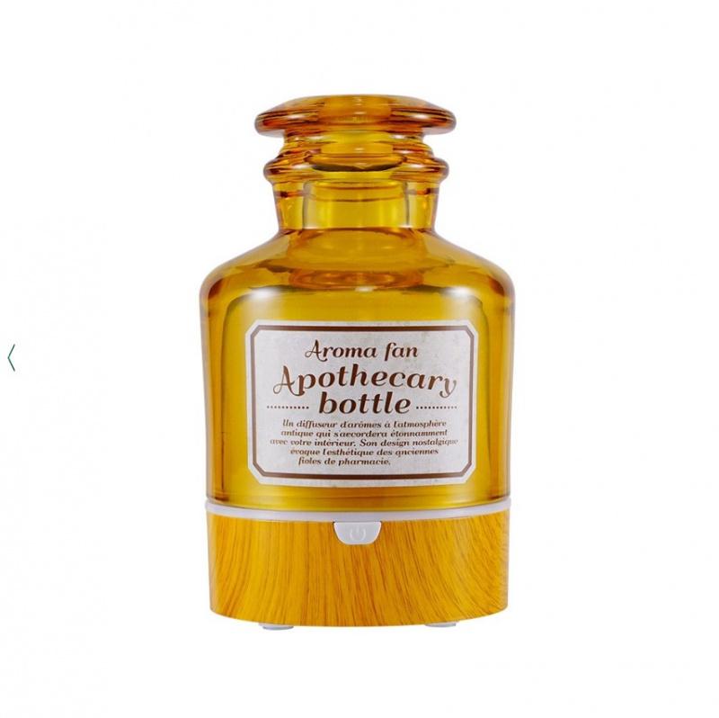 Oregon Scientifc 復古琉璃擴香器The Apothecary Bottle HWI0002 (棕色)